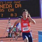 Daniel Pineda obtuvo presea de plata en el Campeonato Juvenil y Adulto en Brasil