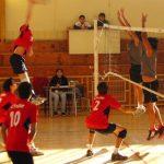 Selección Menor Masculina de Volleyball logra campeonato en Bélgica