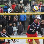 Volley Playa: Chile y Uruguay empatan a 1 en Continental Cup
