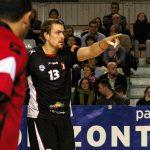 Voleibolista Sebastián Gevert jugará en la Bundesliga alemana