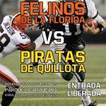 Comienza la temporada 2012 de la Liga Chilena de Football Americano