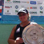 María Antonieta Ortíz se queda con el Minas Open de Brasil