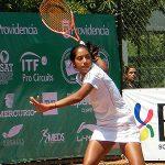 Daniela Seguel y Macarena Olivares en semifinales del ITF de Curacaví