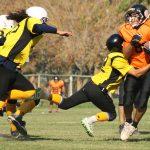 Quillota vivirá la Tercera Fecha del Torneo Nacional de Football Americano LCFA-VTR 2012