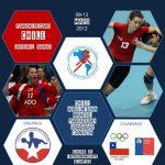 Chile no pudo en su debut ante Paraguay en el Panamericano Juvenil Femenino de Handball