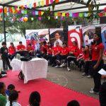 Una tarde con los deportistas de DARChile en Fundación La Familia