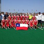 """Las """"Diablas"""" derrotaron a Brasil en segunda jornada del Sudamericano Hockey Césped"""