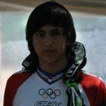Cristóbal Palominos se corona vicecampeón mundial de bicicross en Birmingham