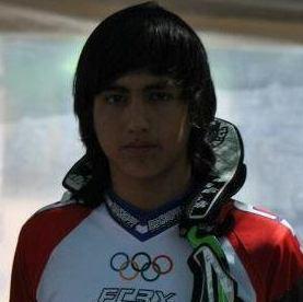 Cristóbal Palominos alcanzó las semifinales del Mundial de BMX Auckland 2013
