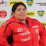 Elizabeth Cortez logró los puntos necesarios para que las pesas chilenas femeninas clasifiquen a Londres 2012