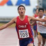 Iván López se acerca a marca olímpica en 1500 metros planos