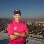 Felipe Aguilar marcha en el cuarto lugar del Joburg Open en Sudáfrica
