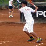 Equipo masculino logra otro triunfo en Sudamericano sub 14 de Tenis