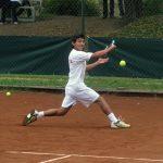 Los varones no pudieron ante Brasil en Sudamericano Tenis Categoría Sub-14