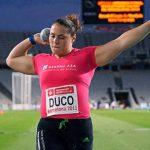 Natalia Ducó logra segundo lugar en Grand Prix de Brasil
