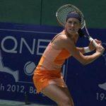 Andrea Koch se instaló en las semifinales del ITF de Bogotá