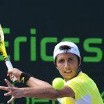 Paul Capdeville pasó a cuartos de final en challenger de Río Quente
