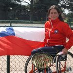 Francisca Mardones logra gran actuación en torneo de tenis en silla de ruedas en USA