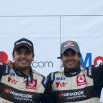 Jorge Martínez se queda con el título de la N4 en el Rally Mobil de Curicó