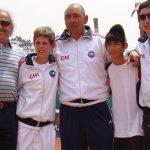 Sudamericano de Tenis Categoría 14 años comienza este lunes en Santiago