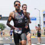 Felipe Van de Wyngard fue 26 en el Huatulco ITU Triathlon World Cup
