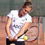 Andrea Koch está en octavos de final en el ITF de Uzbekistán