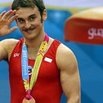 Tomás González logra medalla de plata en salto