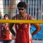 El Volley Playa chileno logra un importante triunfo ante Nigeria en el Repechaje para Londres 2012