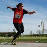 Karen Gallardo espera mejorar marca en los Juegos Olímpicos de Londres 2012