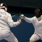 Equipo masculino de espada logra el cuarto lugar en Panamericano de Esgrima