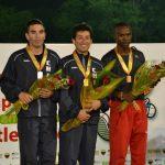 Chilenos en el Iberoamericano de Atletismo