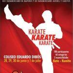 Resultados chilenos en el Sudamericano de Karate Lima 2012