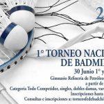 Resultados Campeonato Nacional Badminton 2012