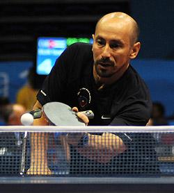 Cristián Dettoni fue derrotado por el belga Despineux en los Juegos Paralímpicos