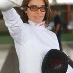 Caterín Bravo es la mejor representante de Chile en primer día del Panamericano de Esgrima