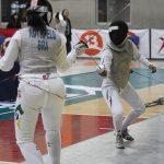 Chilenos llegan a octavos de final en Panamericano de Esgrima