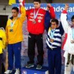 Chile obtiene su primer oro en el Sudamericano de Taekwondo