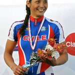 Ciclista Paola Muñoz es la nueva chilena clasificada a Londres 2012