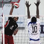 Manquehue y Boston College lideran la Liga Nacional de Volleyball