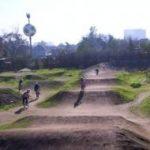 Polémica por el cierre de la pista de bicicross del Estadio Nacional