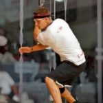 Número 2 del mundo de racquetball se enfrentará a los mejores de Chile