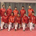 Chile logra el tercer lugar por equipos en Sudamericano de Taekwondo