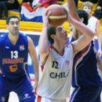 Selección chilena de básquetbol comienza su preparación para torneos Super 4