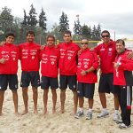 Volley Playa: Chile comienza el repechaje jugando ante Rusia
