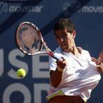 Tenis: Hands Podlipnik es el nuevo número dos de Chile