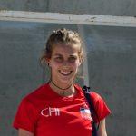Isidora Jiménez bate record chileno de 100 metros planos en categoría juvenil damas
