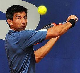 Jorge Aguilar fue eliminado del Challenger de Barranquilla