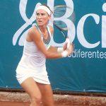 Andrea Koch avanzó con autoridad a octavos de final del ITF 10K de Barranquilla