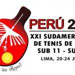 Chile va por medallas en Sudamericano Menores de Tenis de Mesa