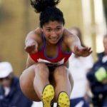 Saltadora Macarena Reyes buscará este sábado la marca para clasificar a Londres 2012